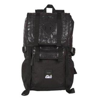 7a77cfce8edae Mochila Oh My Bag black Cavalera Fivela Capacidade 14 Litros