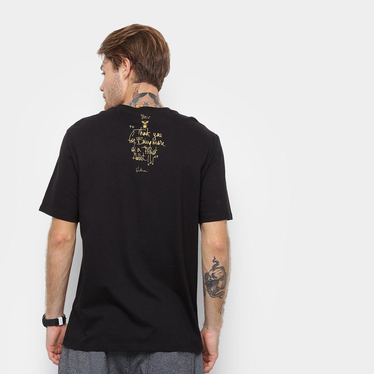 126b539825 Foto 2 - Camiseta Cavalera Sebodiscos Masculina