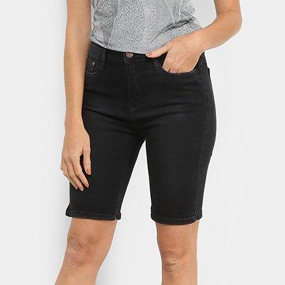 Bermuda Jeans Carmim Feminina