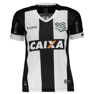 b3a10f246e Camisa Lupo Figueirense I 2016 N° 10 Feminina
