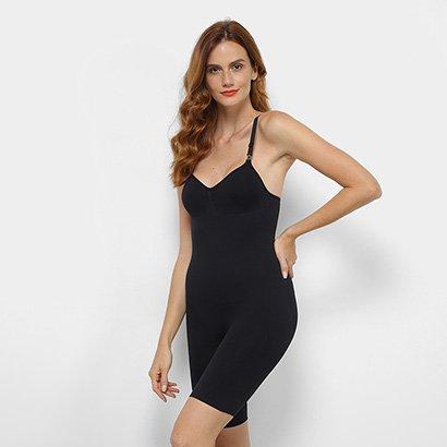 Body Slim sem Costura Lupo Feminino