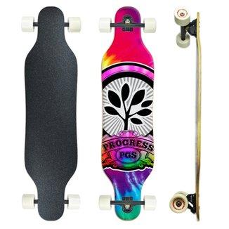 Skate Longboard Speed9 Montado Profissional PGS 7.9 bd2f8eaace9