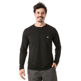 8d76892d8504e Camiseta com Proteção Solar Manga Longa Extreme UV Dry