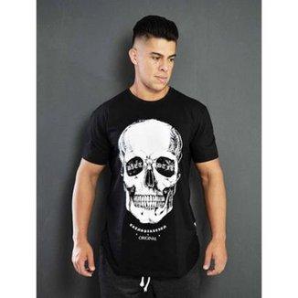 8557ad9cc2e38 Camiseta masculina Diet s 3d Skull V3 - Pto
