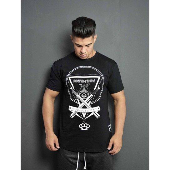 56257d0b1f Camiseta masculina Diet Inspiration - Preto - Compre Agora