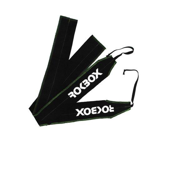 Munhequeira Rokbox Wrist Wrap Preta - Preto - Compre Agora  e7196621a2c