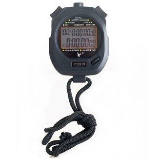 Cronômetro Digital Profissional com 10 Voltas - FA515 2fc53df7c7034