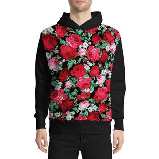 6b442ed54e Moletom Stompy Roses Masculino