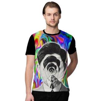 Camiseta Stompy Psicodelica27 Masculina 667b4d4dcbb