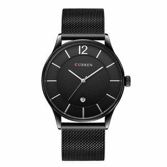 5d418a5fa21 Relógio Curren Analógico