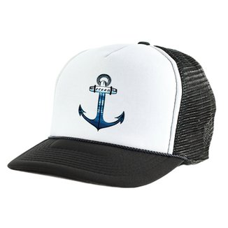 023d7d8cd2557 Boné Blanks Co Snap Back Ocean Aba Curva - Masculino