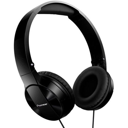 06c6c04280f Fone de ouvido Pioneer SE-MJ503-K - Preto - Compre Agora