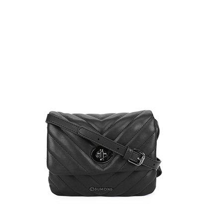 Bolsa Dumond Mini Bag Soft Vitelino Matelasse Pequena Feminina