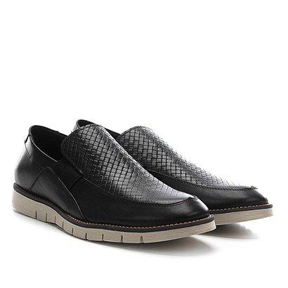 Sapato Casual Couro Ferricelli Life Masculino