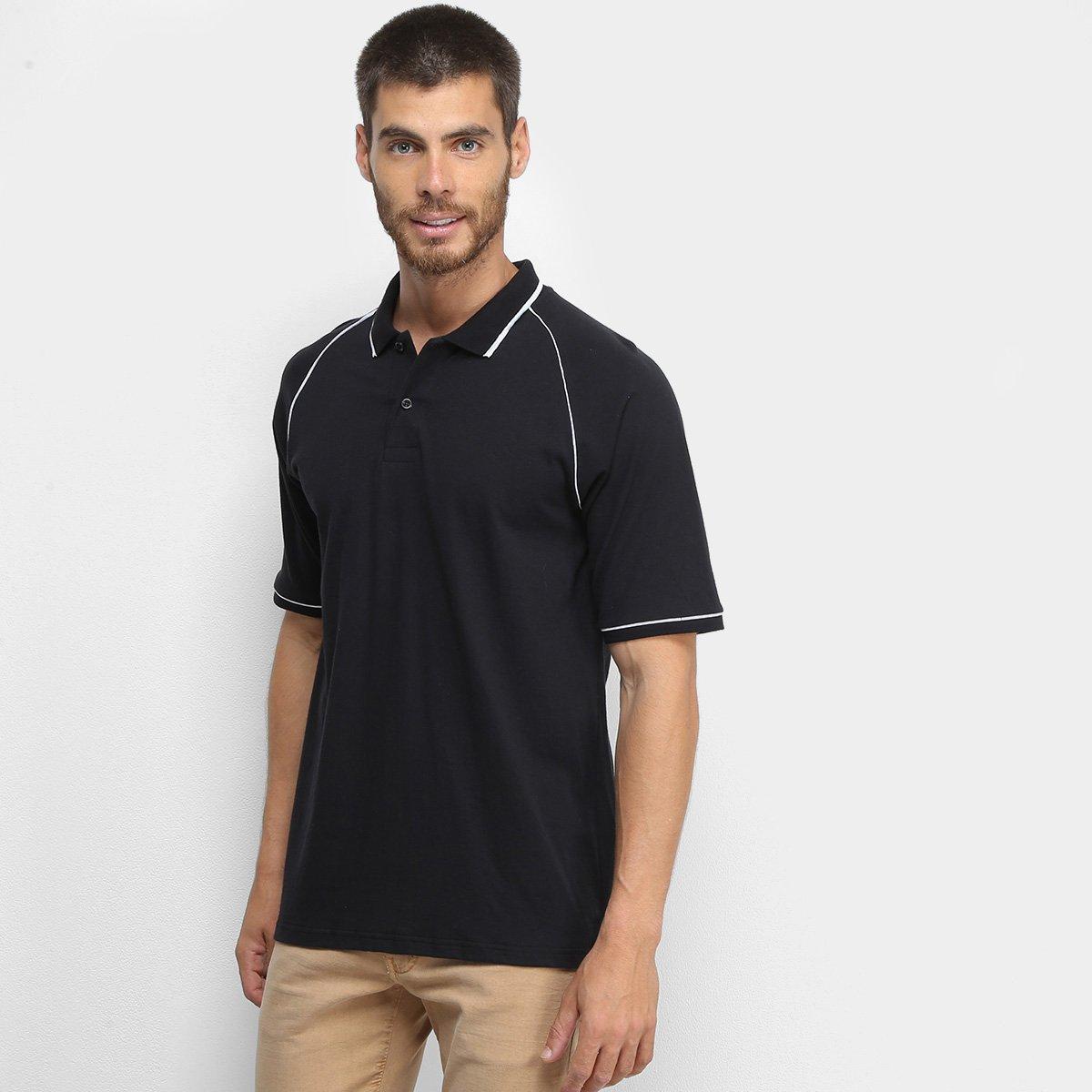 Camisa Polo Burn Masculina