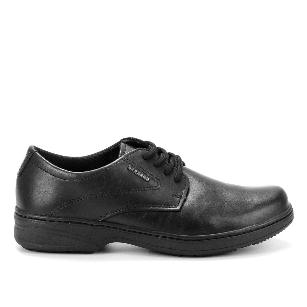 Sapato Couro Pegada Masculino