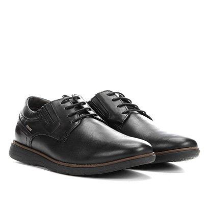 Sapato Couro Casual Ferracini Trindade Masculino