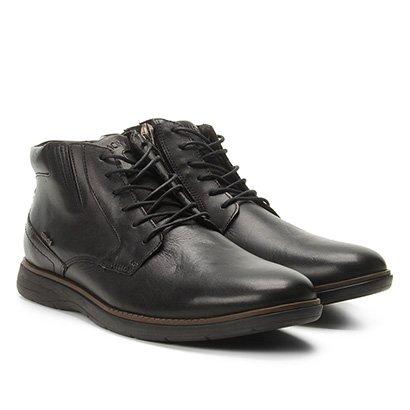 Sapato Casual Cano Alto Ferracini Trindade Masculino