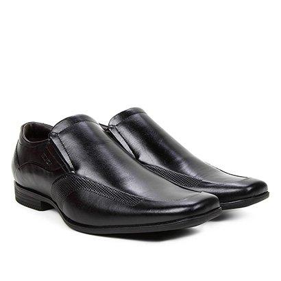 Sapato Couro Social Ferracini Jop Masculino