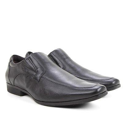 Sapato Social Couro Ferracini Liverpool Masculino