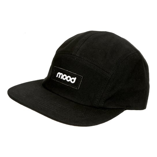 Boné Mood Aba Reta Logo Masculino - Compre Agora  4f4adc68c6b