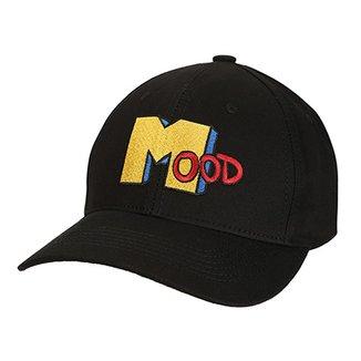 Boné Mood Aba Curva Logo Anos 90 Masculino 0a1102c39f8