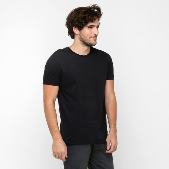 989348b41 Camiseta Colcci Básica | Netshoes
