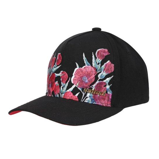 dc9848bf7b8eb Boné Colcci Aba Curva Floral Masculino - Compre Agora