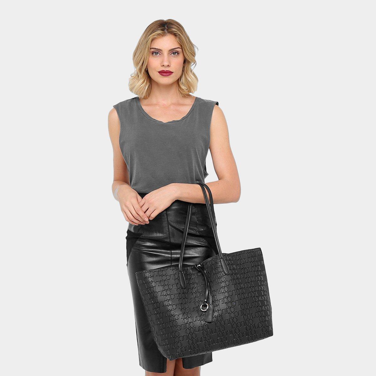 558e66633 ... Foto 2 - Bolsa Colcci Tote Shopper Feminina