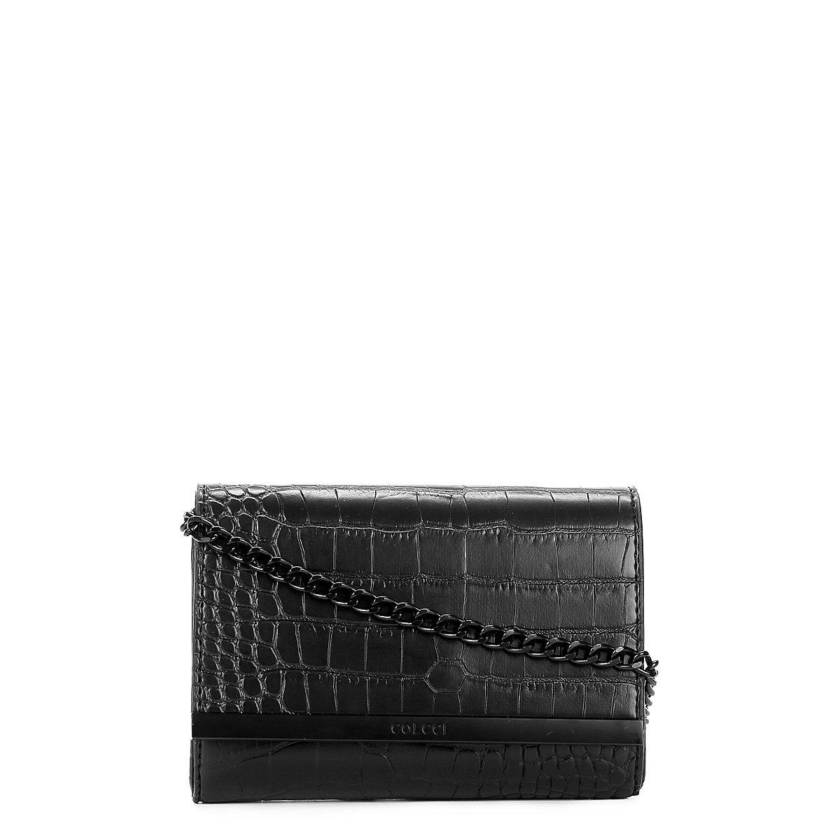 f6f1a4b26 Bolsa Colcci Mini Bag Croco Placa Feminina | Livelo -Sua Vida com ...
