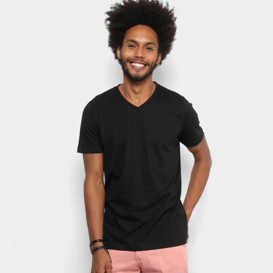 46cad236e2d Camiseta Colcci Básica Gola V Masculina - Compre Agora