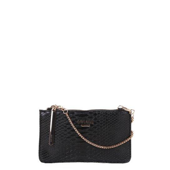 ea2abcd8b5 Bolsa Colcci Mini Bag Envelope Agatha Snake Feminina - Compre Agora ...