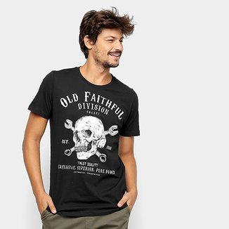 5c3d77f49 Camisetas Colcci Masculinas - Melhores Preços   Netshoes