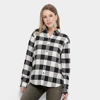 f1b1a6989ab88 Camisas Femininas Casuais | Netshoes