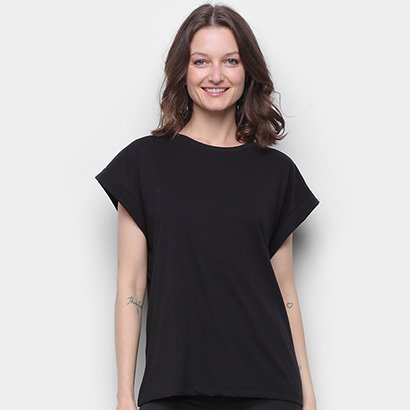 Camiseta Forum Básica Lisa Feminina