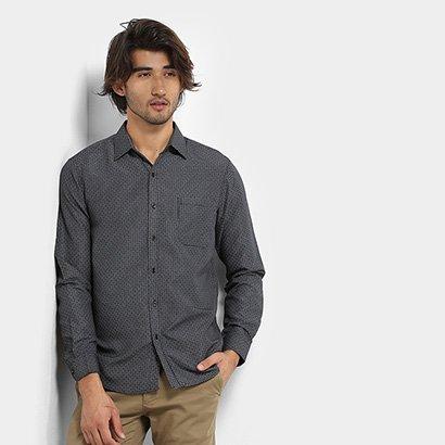 Camisa Manga Longa Broken Rules Masculina