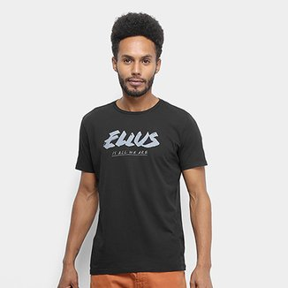 860453ec5 Camiseta Ellus Cotton Fine Ellus All We Are Classic Masculina