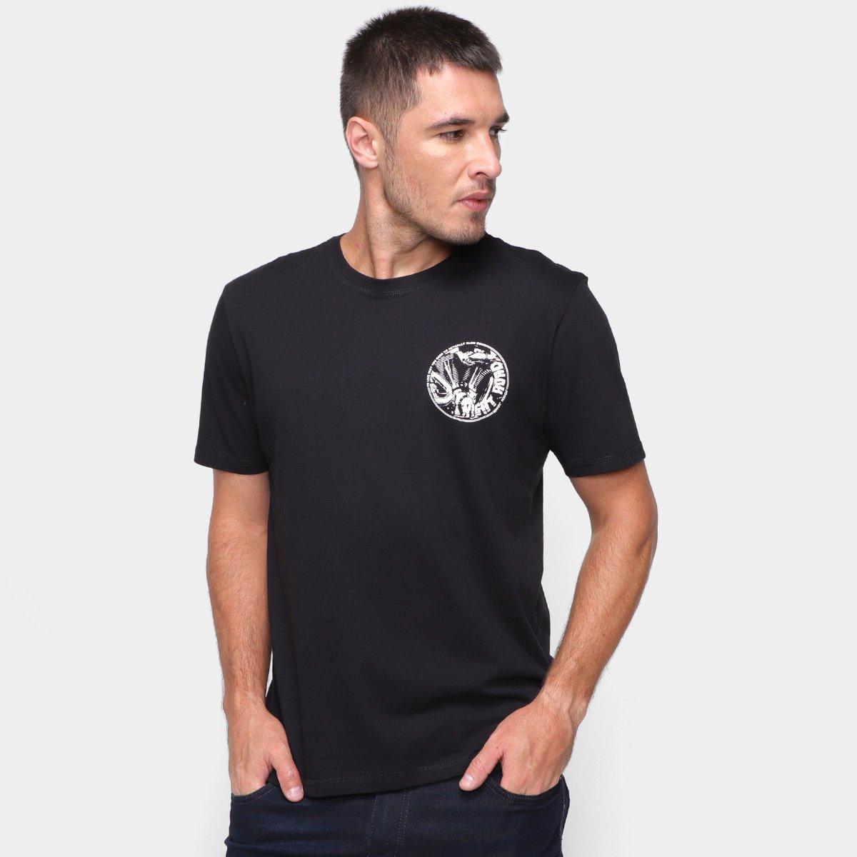 Camiseta John John Rg Chest Masculina