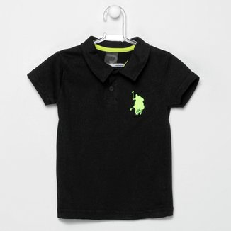 Camisa Polo RG 518 Bordada Infantil 4aa95c4d91755