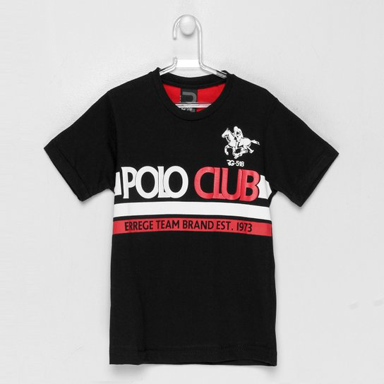 c16f45ab09 Camiseta RG 518 Polo Club Infantil - Compre Agora
