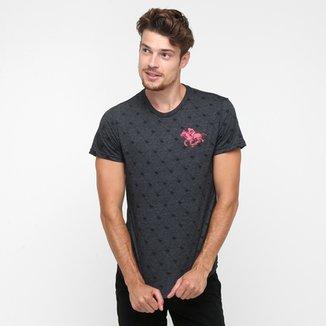 Camiseta RG 518 Mini Print de1592697c0bb