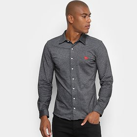 2f830a0b0c Camisa Social Masculina - Super Slim - Compre Agora