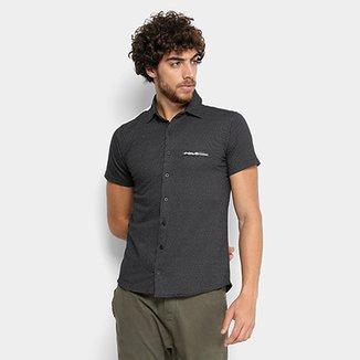 ec55555e5b7 Camisa RG 518 Manga Curta Recorte Masculina