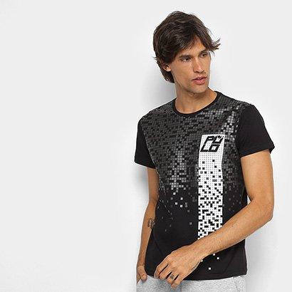 Camiseta RG 518 Stampboard Meia Malha Masculina