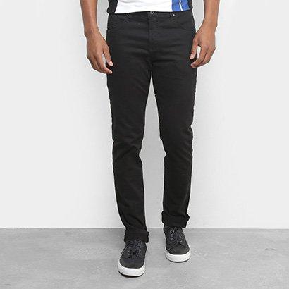 Calça Jeans Aleatory Sarja Color Masculina