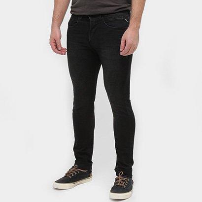 Calça Jeans Replay Super Skinny Masculina