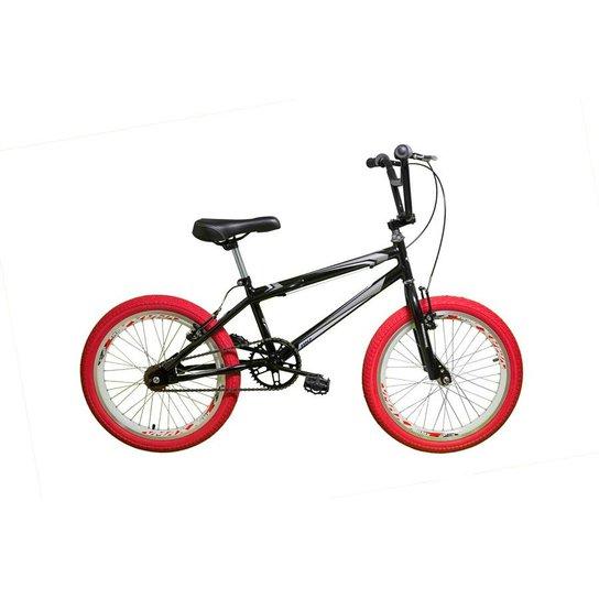 2bde7c9e088ee Bicicleta Cross Bmx Aro 20 - Preto   Netshoes