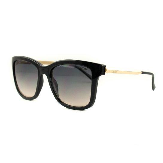 Óculos Atitude - AT5280 T01 - Preto - Compre Agora   Netshoes f5a119966f