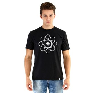 Camiseta Ouroboros manga curta ÁtomoMaster 5d035d52ccb