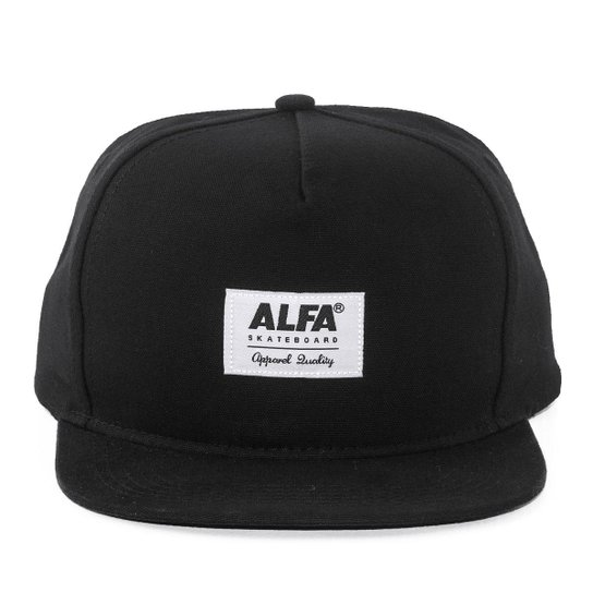cc1df33b9 Boné Alfa Snapback Classic Plus - Compre Agora